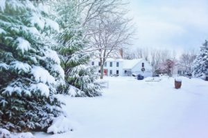 Does Your Homeowners Insurance Cover Winter Damage?